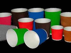 Одноразовая бумажная посуда и упаковка, купить оптом в